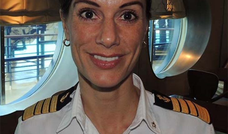 Female Cruise Ship Captain Cruising Authority - How to be a cruise ship captain