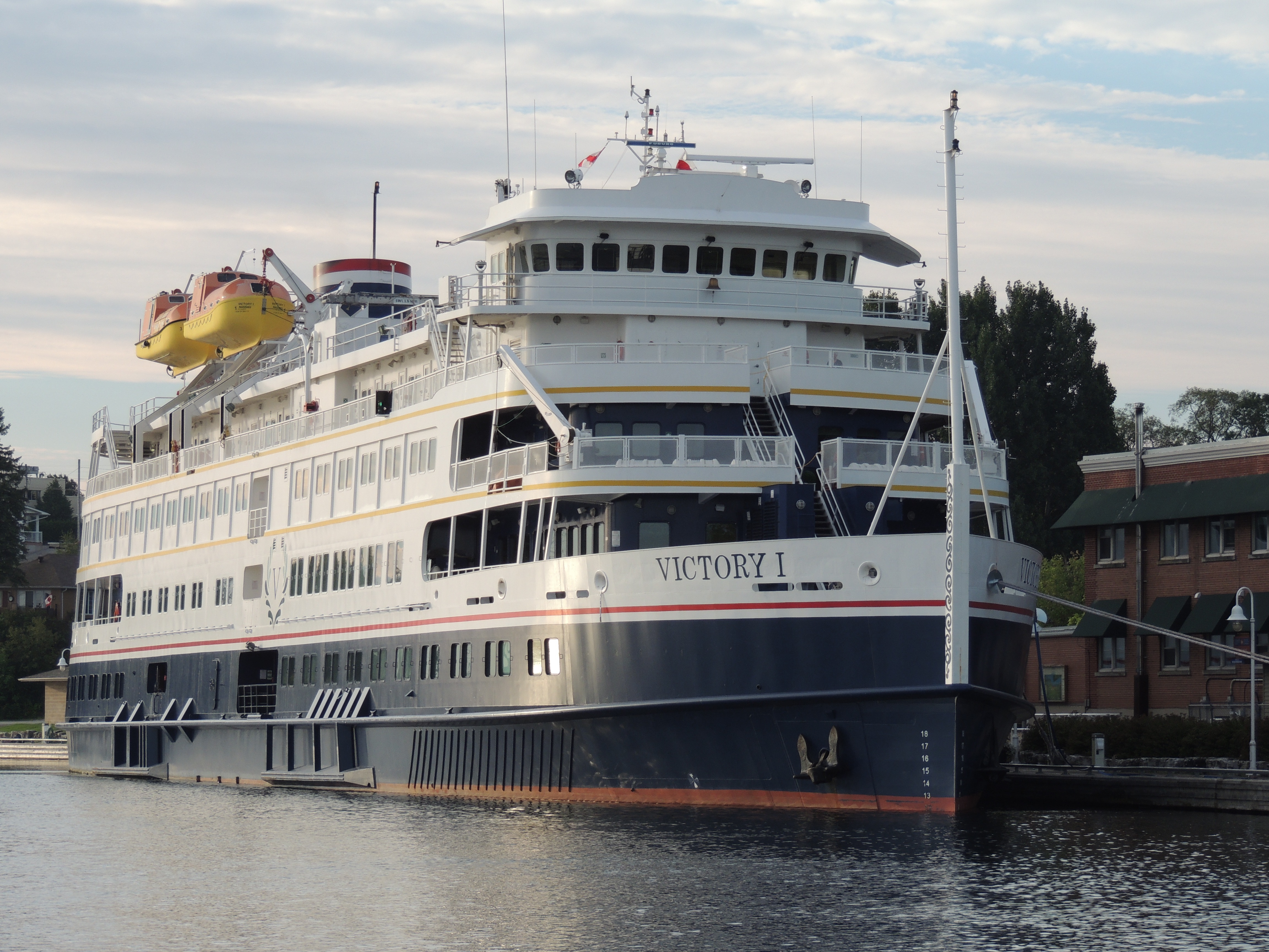 The Launch Of Victory Cruise Lines A Victory I Review - Cruise ship victory